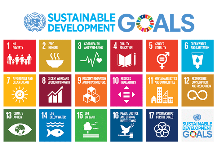 United Nations Sustainable Development Goals emblem